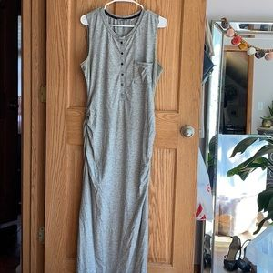 Athleta maxi dress